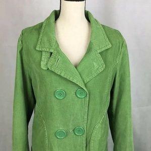 BIG CHILL Women's XL Suede Lined Jacket Blazer